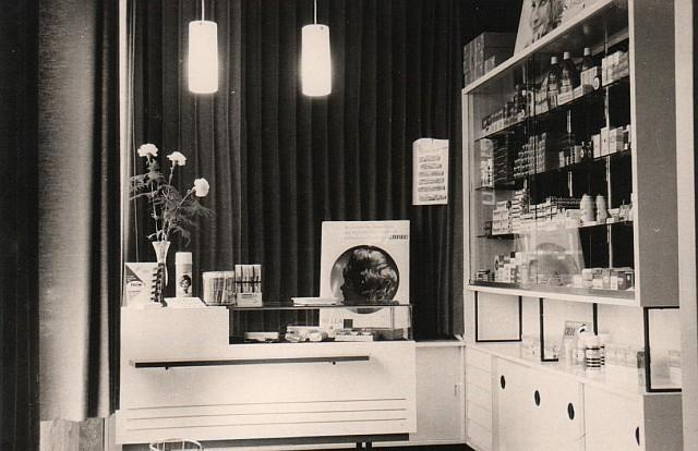 An der Johanneskirche 1965